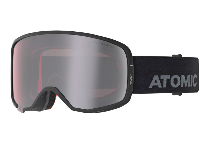 Atomic Revent OTG - Black