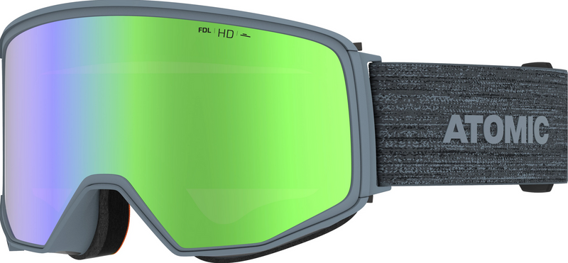 Atomic Four Q Ski Goggles (Grey)