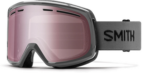 Smith Range Goggles (Charcoal with Ignitor Mirror Lens)