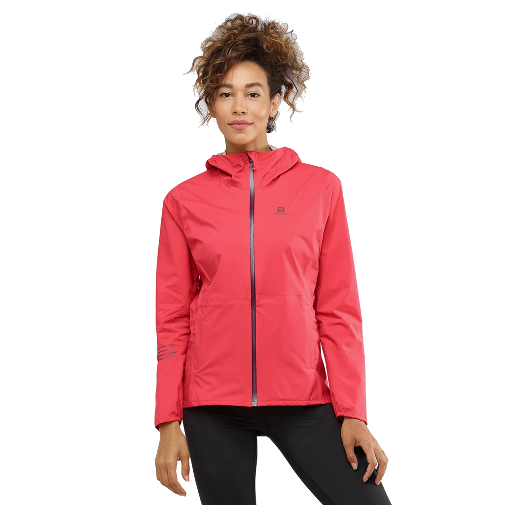 Salomon Women's Lightning WP Jacket - Cayenne