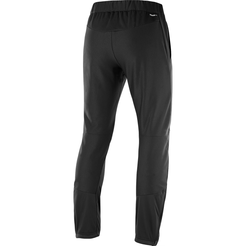 Salomon Mens' Agile Warm Pant - Black