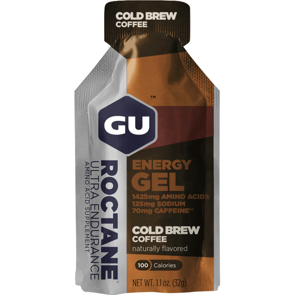 GU Roctane - Cold Brew Coffee