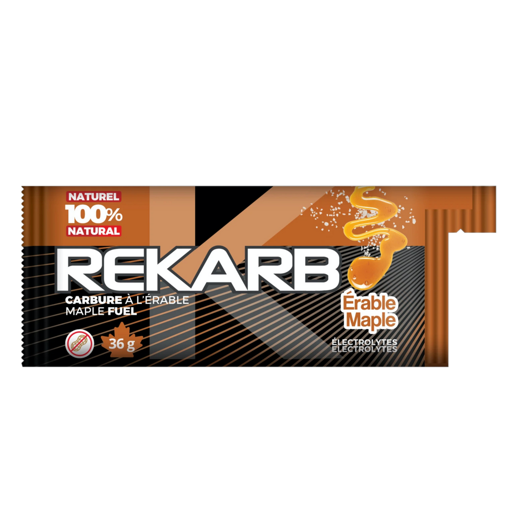 Rekarb - Maple Energy Syrups