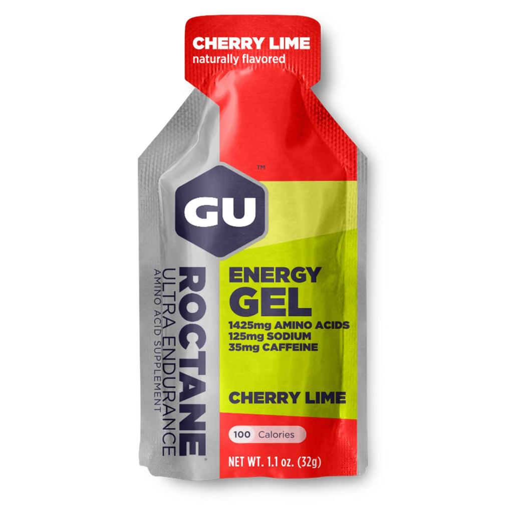 GU Roctane - Cherry/Lime
