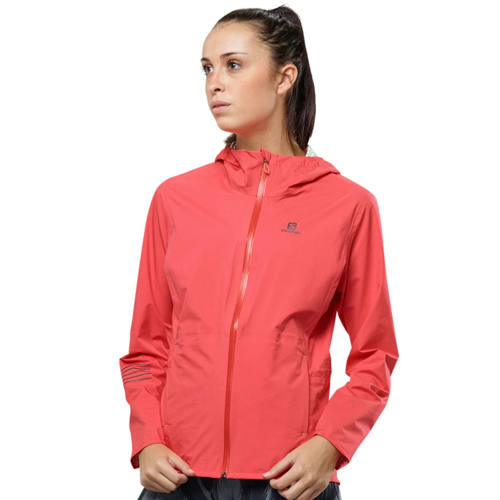 Salomon Women's Lightning WP Jacket - Dubarry (XS)