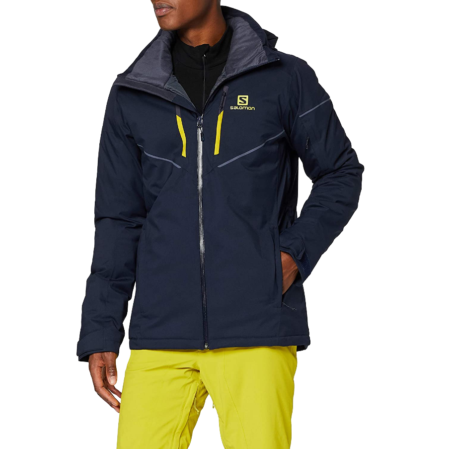 Salomon Men's Stormrace Jacket - Night Sky