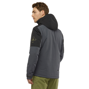 Salomon Men's Speed Jacket - Ebony
