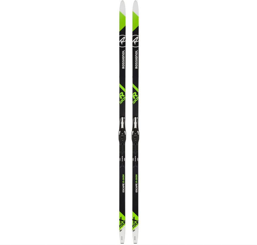 Rossignol  Unisex Nordic Touring Skis X-Tour Escape R-Skin Kit