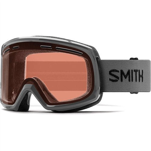 Smith Range Goggles (Charcoal with RC36 Lens)
