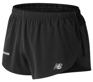 New Balance Mens Impact Split Short