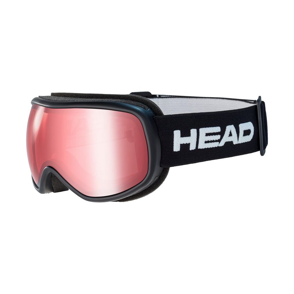 Head 20/21 Ninja Goggle - Red/Black
