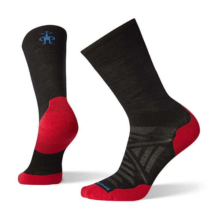 Smartwool Men's PhD® Run Light Elite Crew Socks