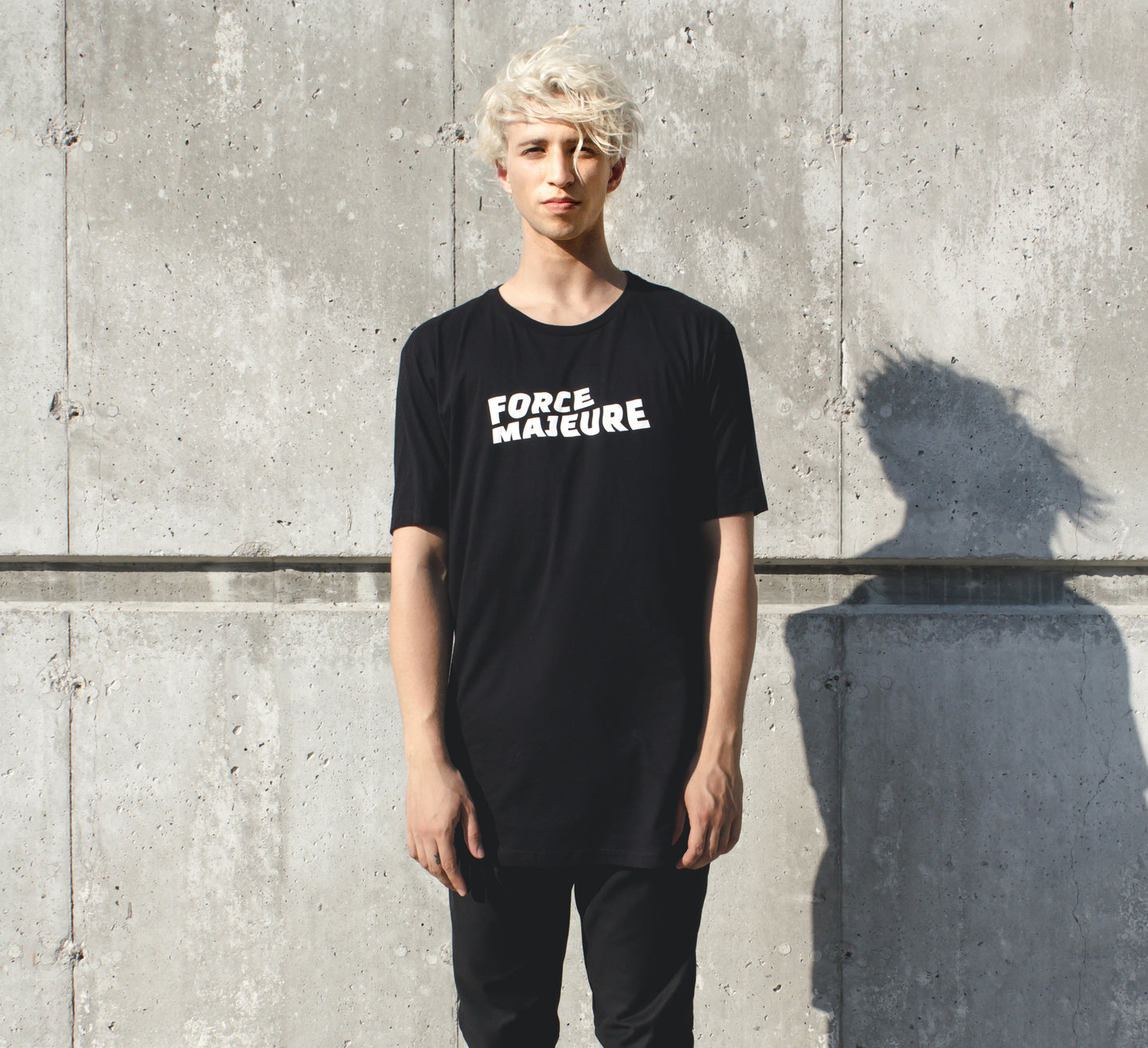 Wavy Force Majeure Tee
