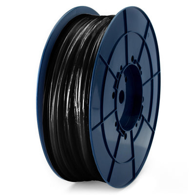 "3/8"" OD Black Polyethylene Tubing - 500 Ft"