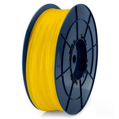 "1/4"" OD Yellow Polyethylene Tubing - 500 Ft"
