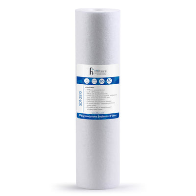 "1 Micron 2.5"" X 10"" Drinking Water RO Reverse Osmosis Sediment Water Filter"