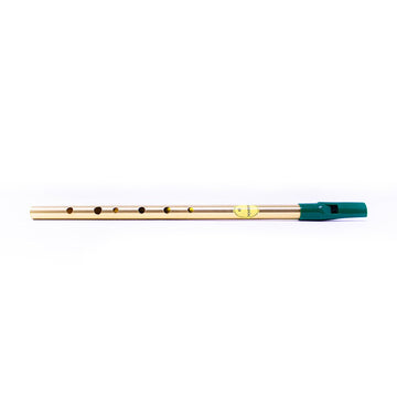 Feadog Tin Whistle - Bronce - D (Re)