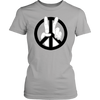 Image of T-Shirt Peace to the 2nd Power