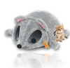 Image of Mouse Cat House Bed With Removable Cushion & Waterproof Bottom