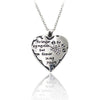 Image of Forever in my heart Necklace