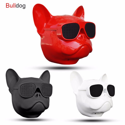 Aerobull Wireless Bulldog Bluetooth Speaker