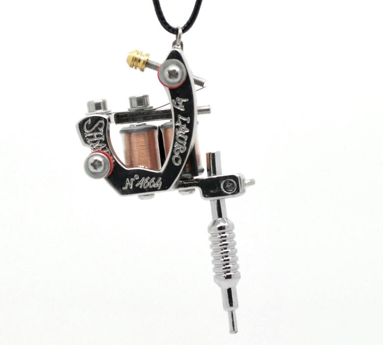 Gunmetal mini tattoo machine necklace hot esource hot esource gunmetal mini tattoo machine necklace gunmetal mini tattoo machine necklace aloadofball Image collections