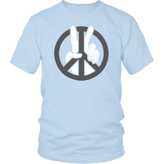 T-Shirt Peace to the 2nd Power