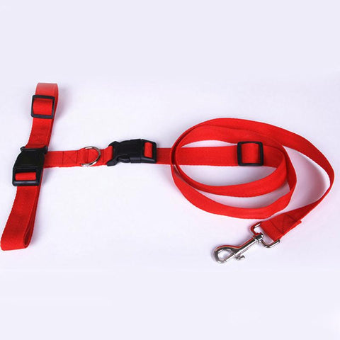 Leashes - Hands Free Pet Dog Walking Leash