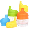 Image of Spill Proof Sippy Lids (Set of 5)