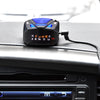 Image of 360 Degree Laser/Radar Detector With Voice Alert Warning