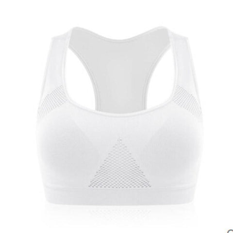Sports Bras - Professional Absorb Sweat Top Athletic Sports Bra