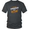 Image of SWEATING OUT CRAZY Men's Shirt - Sweating Out Crazy - Men's Shirt