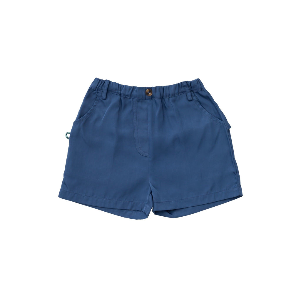 Original Angler Fishing Shorts, Dusty Blue PREORDER - Lily Pad