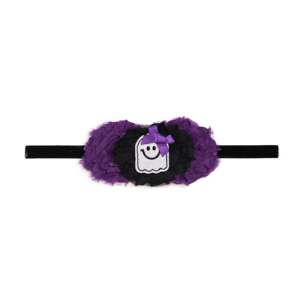 Sweet Wink Ghost Soft Headbands - Lily Pad