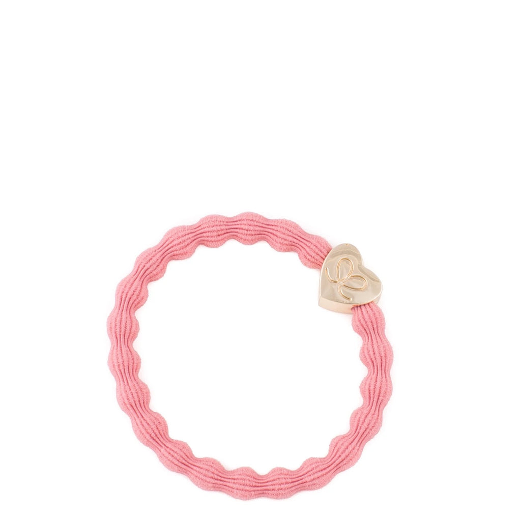 byEloise Bangle Bands, Gold Heart Collection - Lily Pad