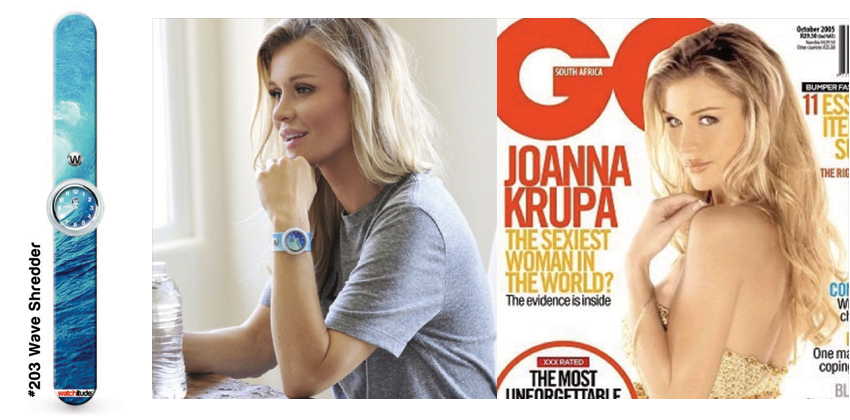 Joanna Krupa Watchitude