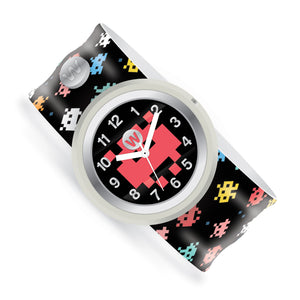 Space Aliens - Watchitude Slap Watch - Watchitude
