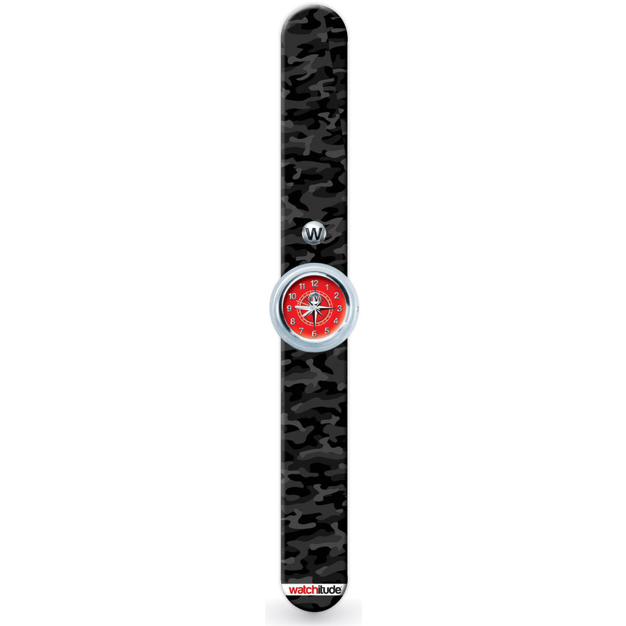 Black Ops - Watchitude Slap Watch - Watchitude