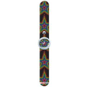 Rainbow Stars - Watchitude Slap Watch - Watchitude