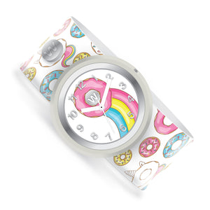 Donuts Party - Watchitude Slap Watch - Watchitude