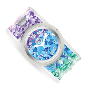 Sassy Sequins - Watchitude Slap Watch - Watchitude