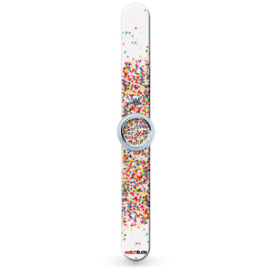 Sprinkle Dots - Watchitude Slap Watch - Watchitude