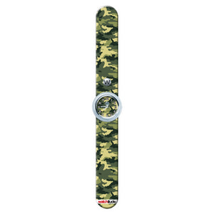 Army Camo - Watchitude Slap Watch - Watchitude