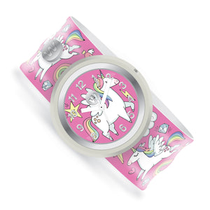 Unicorn World - Watchitude Slap Watch - Watchitude