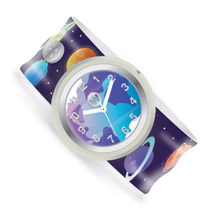 Deep Space - Watchitude Slap Watch - Watchitude