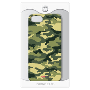 Army Camo 7/8 - Watchitude Phone Case - Fits iPhone 7/8 - Watchitude