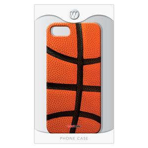 Basketball 7/8 - Watchitude Phone Case - Fits iPhone 7/8 - Watchitude