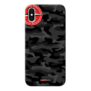 Black Ops X/XS - Watchitude Phone Case - Fits iPhone X/XS - Watchitude