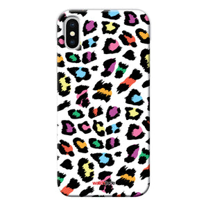 Leopard Camo X/XS - Watchitude Phone Case - Fits iPhone X/XS - Watchitude