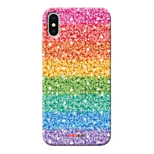 Sassy Sequins X/XS - Watchitude Phone Case - Fits iPhone X/XS - Watchitude